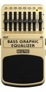 PEDAL BEHRINGER BEQ700 BASS GRAPHIC ECU.