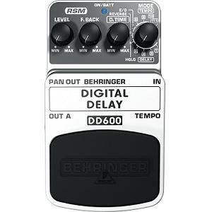 PEDAL BEHRINGER DD600 DIGITAL DELAY 11