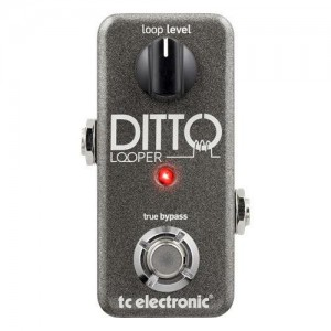 PEDAL T.C. P/GUITARRA DITTO LOOPER