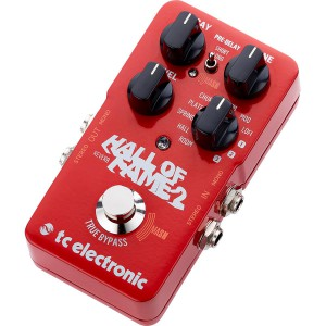 PEDAL T.C. P/GUITARRA HALL OF FAME 2 REV