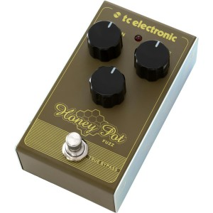 PEDAL T.C. P/GUITARRA HONEY POT FUZZ