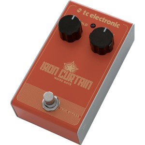 PEDAL T.C. P/GUITARRA IRON CURTAIN NOISE