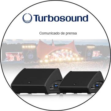 TURBOSOUND Expande su línea de monitores FLASHLINE